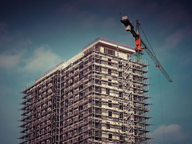 Niezbędny sprzęt do realizacji dużych projektów deweloperskich