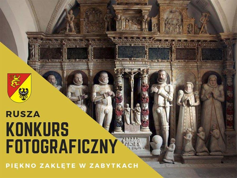 Konkurs fotograficzny – Piękno zaklęte w zabytkach | Lwówecki.info