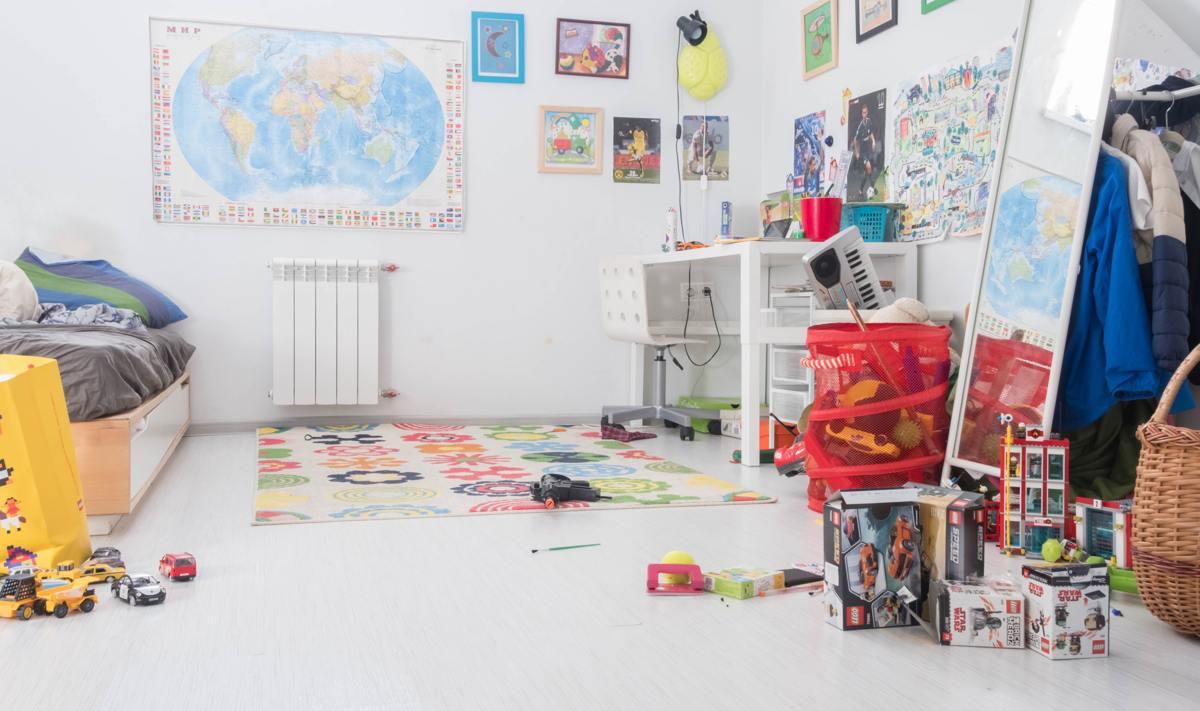 Jak szybko i za niewielkie pieniądze zmienić pokój dziecka w pokój nastolatka, czyli krótki poradnik dla rodziców, których pociechy zaczęły dorastać...