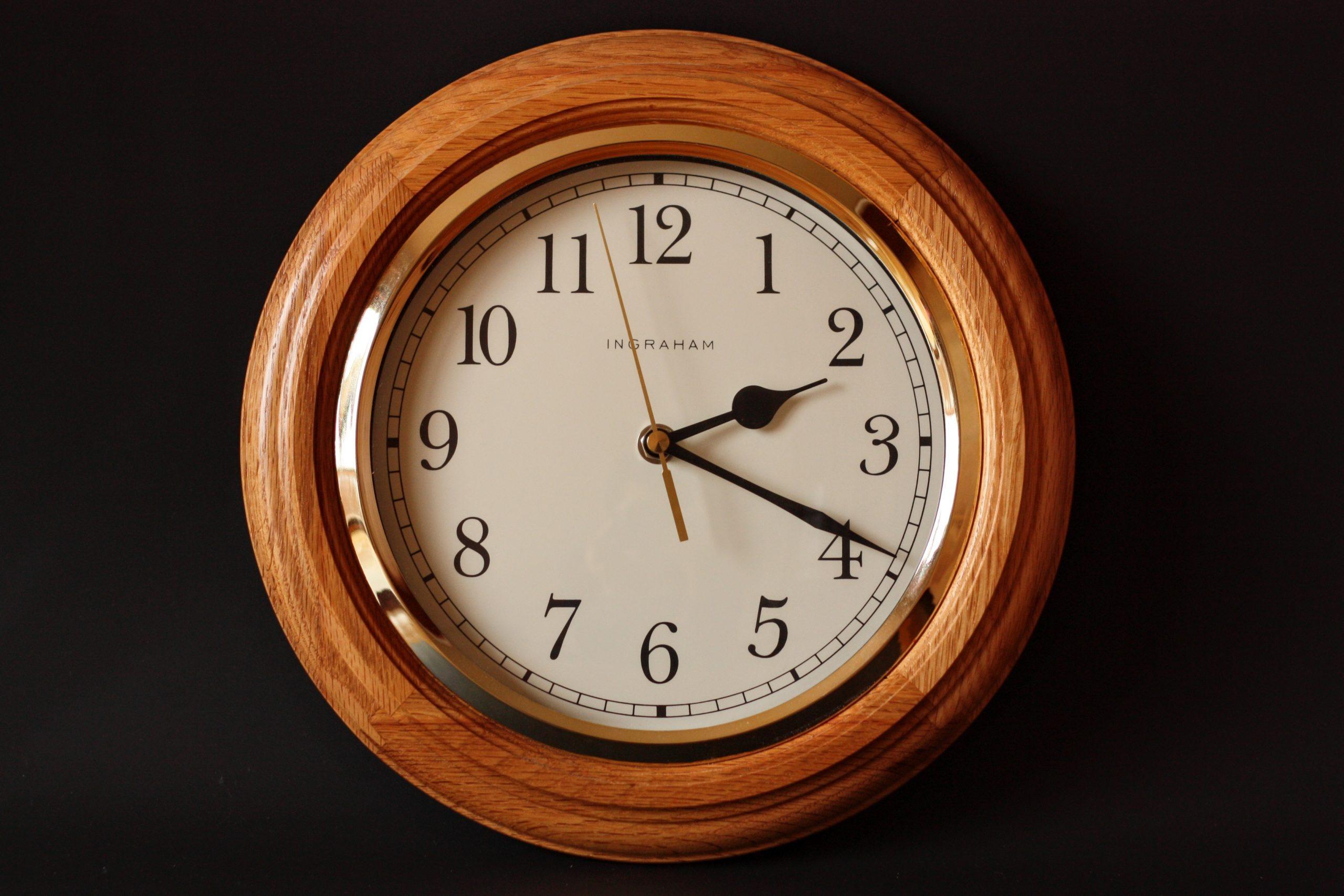 Wybieramy zegar ścienny w stylu retro