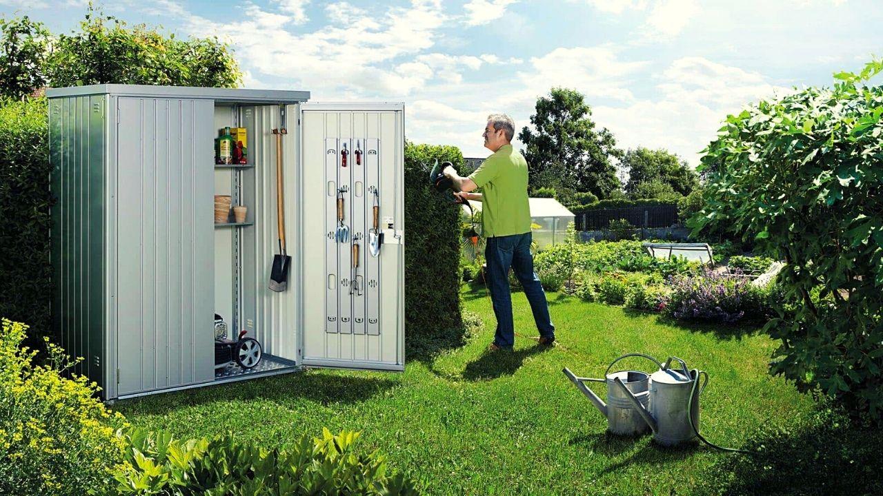 Biohort – trwałe i estetyczne garaże ogrodowe