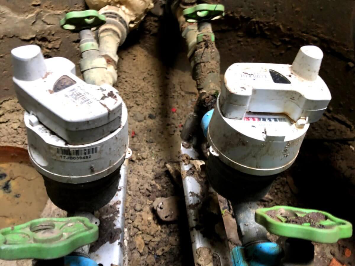 Wykrywanie nieszczelności instalacji wodnej