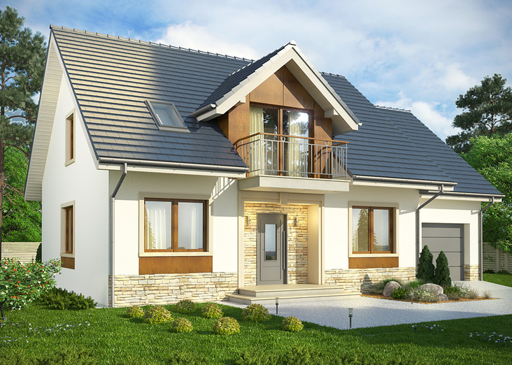 Projekty domów jednorodzinnych – poznaj dostępne propozycje